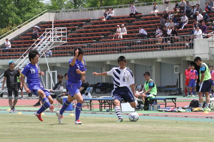 高円宮杯U-18サッカーリーグ2017 プレミアリーグウエスト 第5節