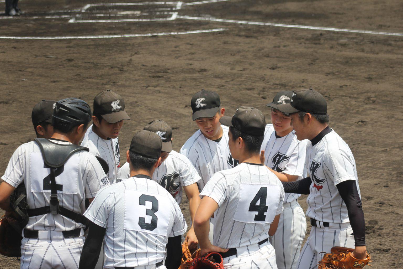 平成30年度 第57回山陰高等学校野球大会 結果