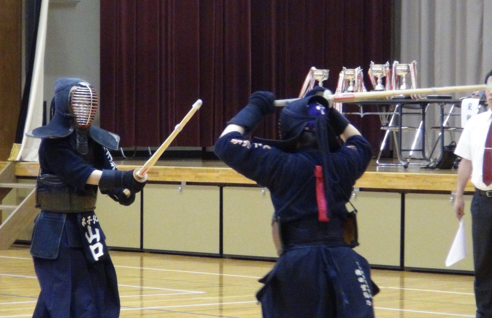 剣道部・平成30年度のあゆみ