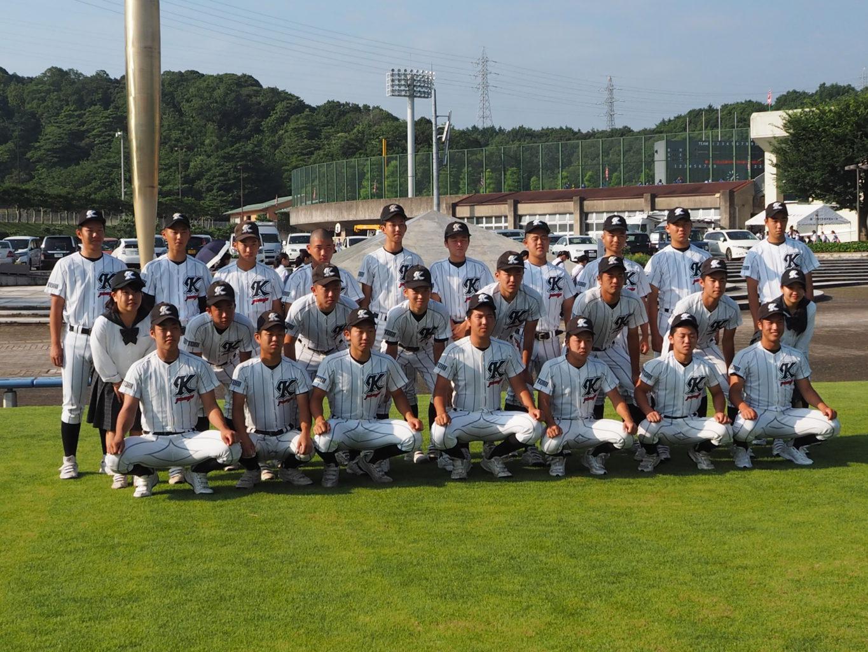 硬式野球部・第100回全国高等学校野球選手権記念鳥取大会結果