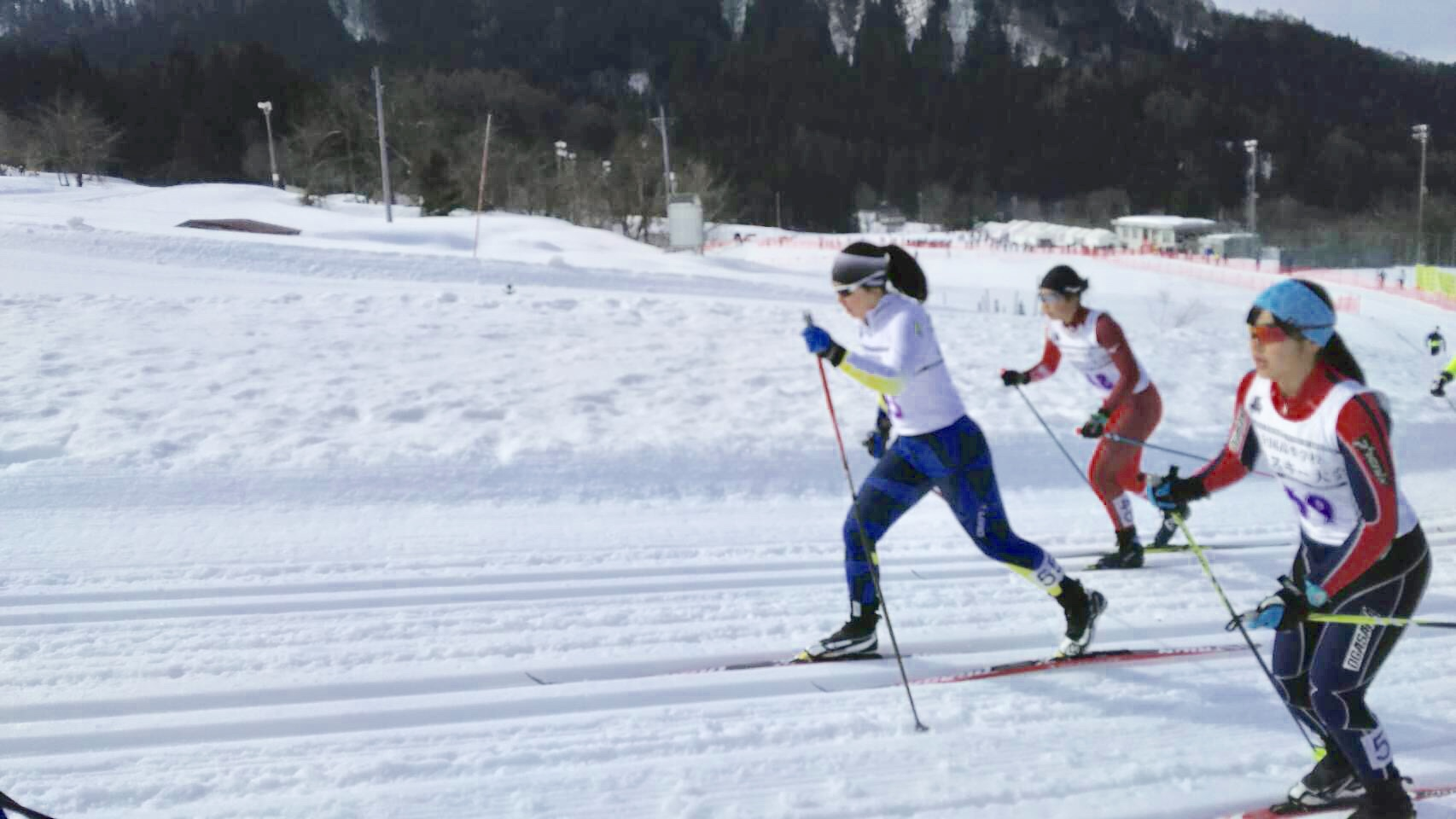 スキー部:第31回全国高等学校選抜スキー大会