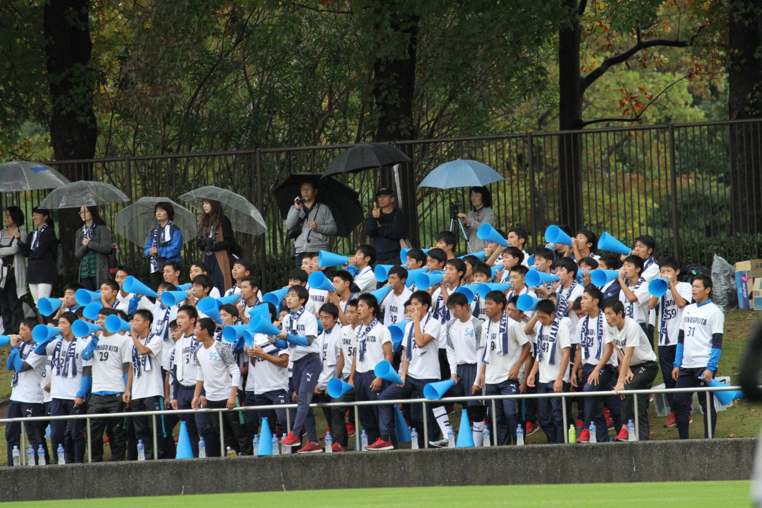 第98回 全国高校サッカー選手権鳥取県大会 準々決勝