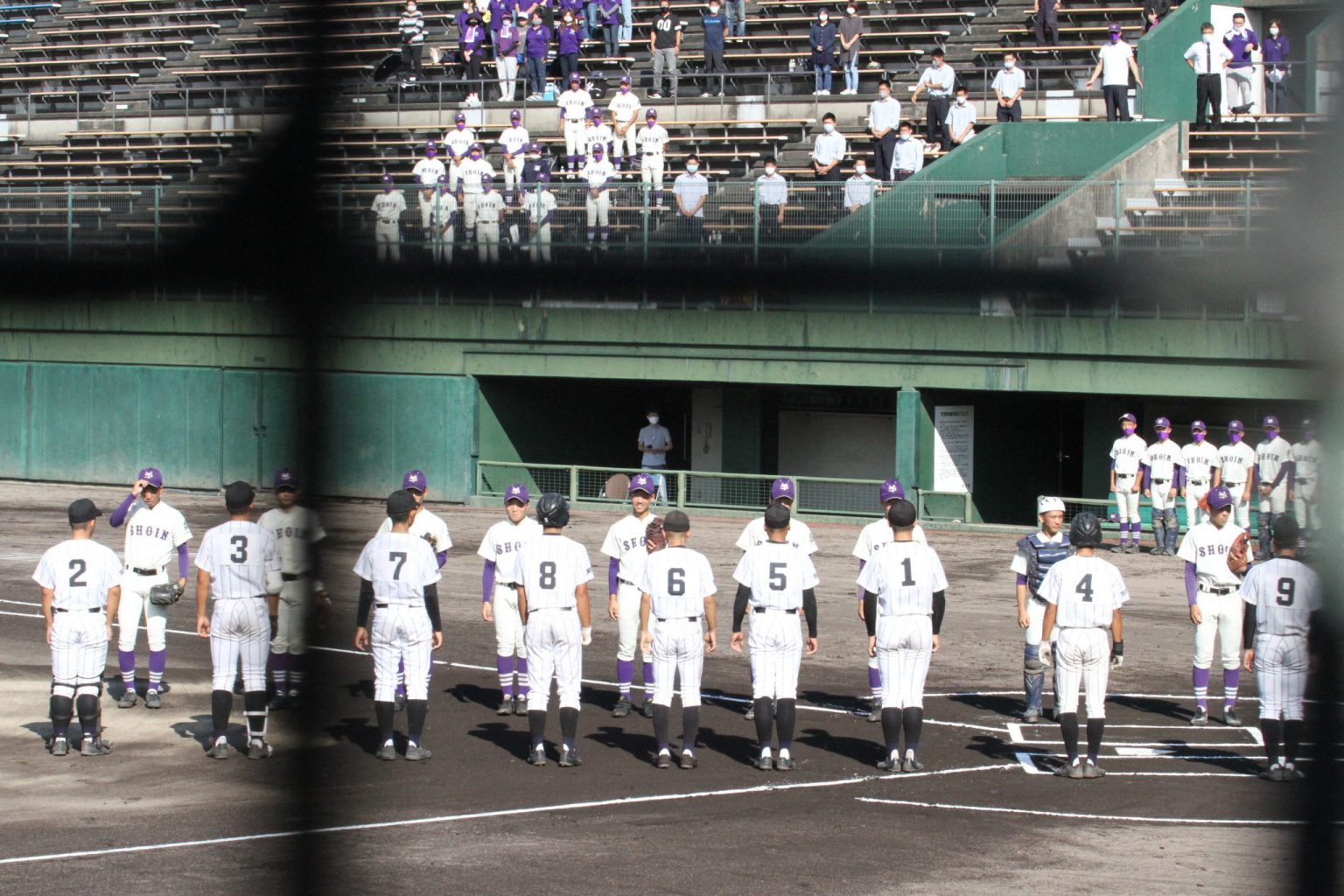 令和2年秋季鳥取県高校野球大会