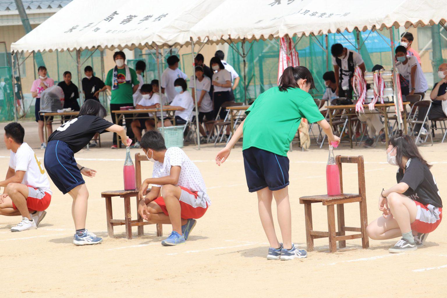 令和2年度体育祭を行いました。