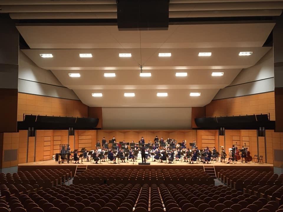 吹奏楽:第40回近畿高等学校総合文化祭奈良大会収録会(10/18)