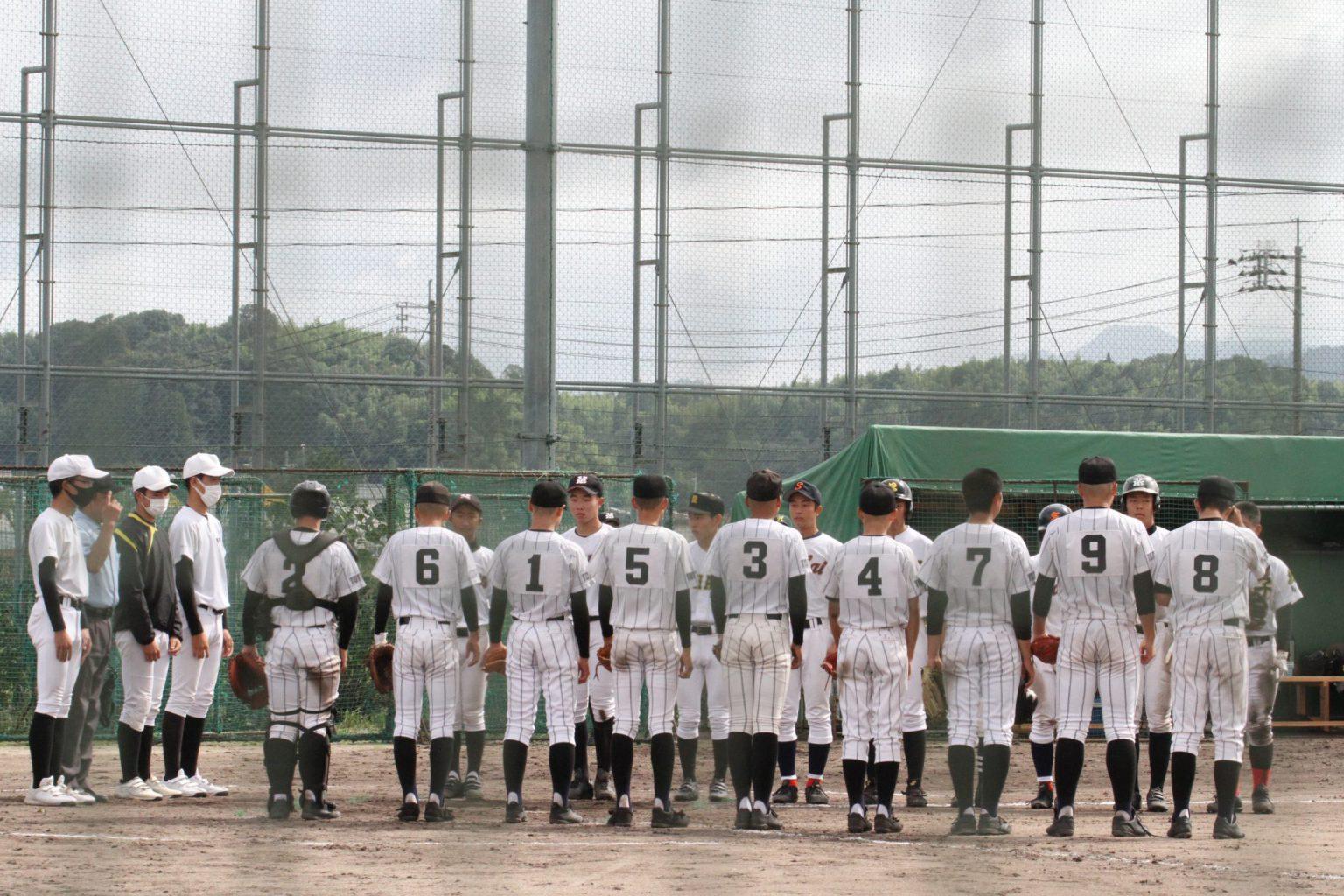 2020鳥取県西部地区高校野球1年生大会