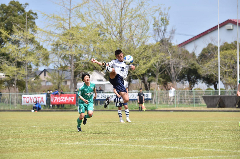 サッカー:プリンスリーグ中国 第1節 4/3 ガイナーレ鳥取戦 試合結果
