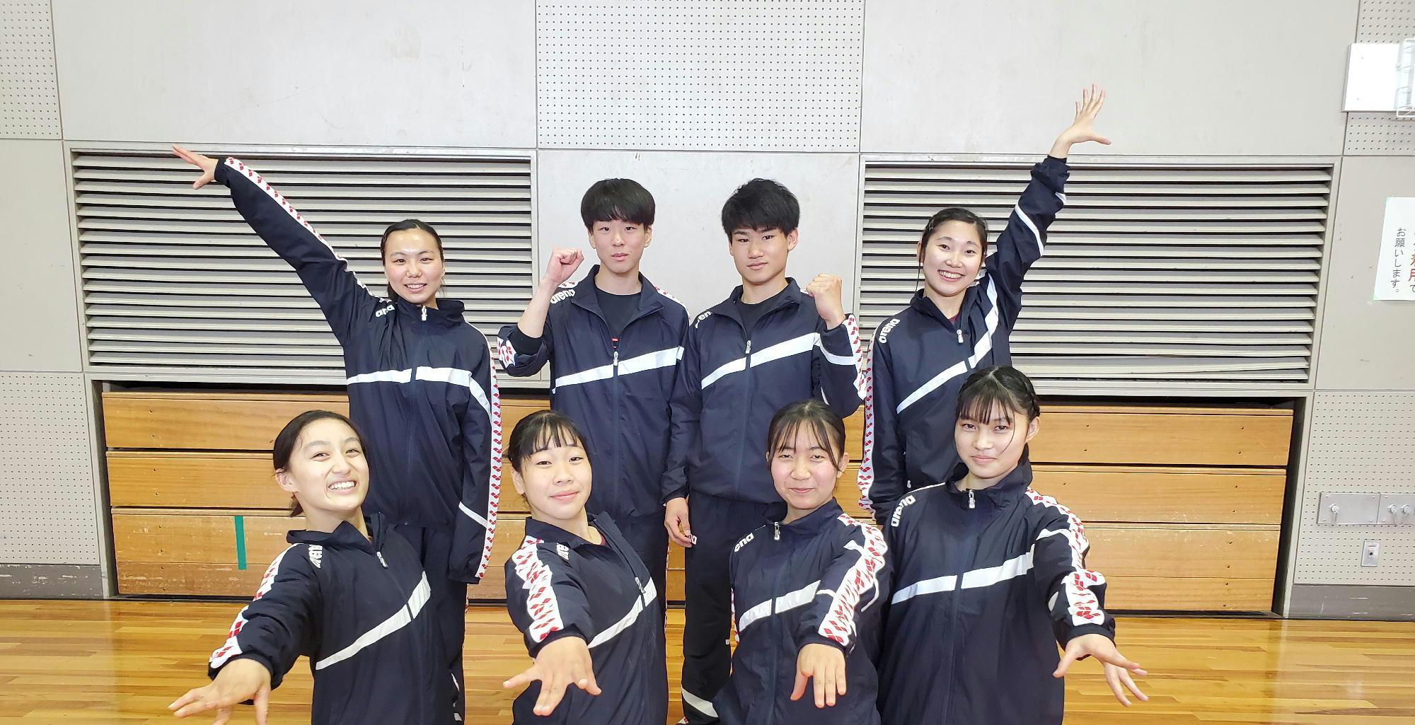 中国高等学校鳥取県予選(2021年4月24日・土)