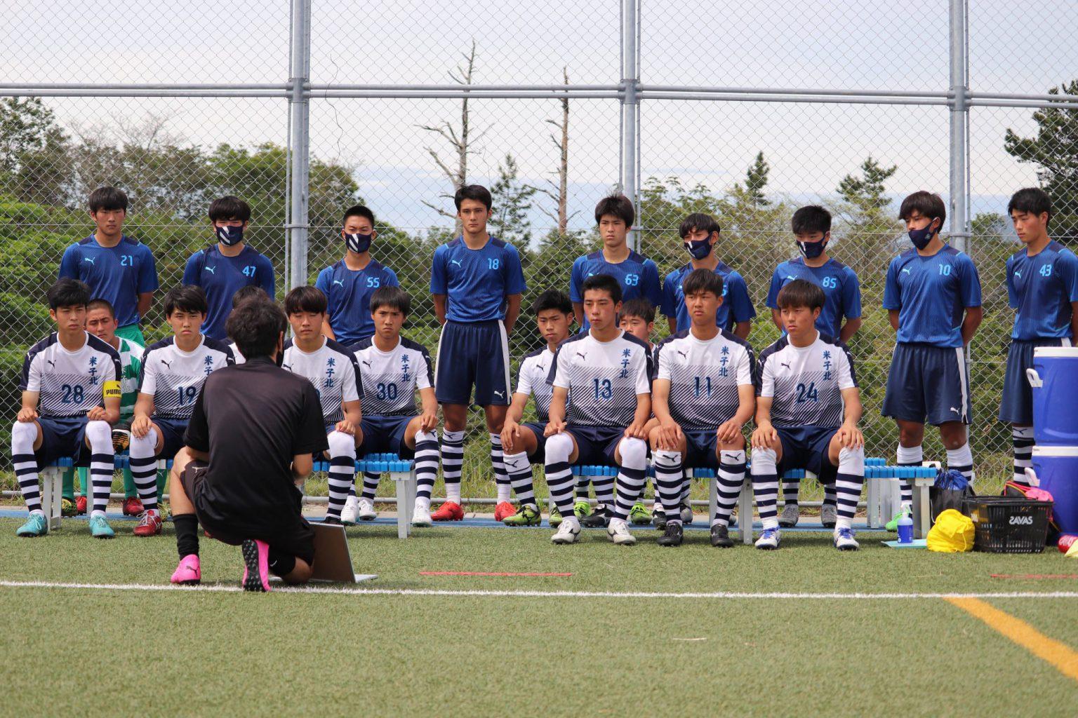 サッカー:県高校総体 準々決勝 6/3 鳥取敬愛戦