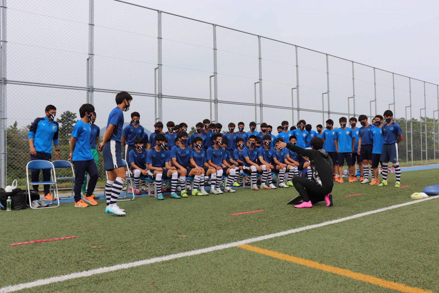 サッカー:県高校総体2回戦 6/2 鳥取商業戦