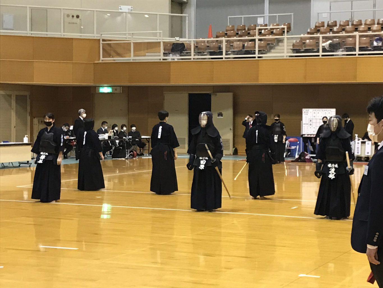 剣道:令和2年度の戦績