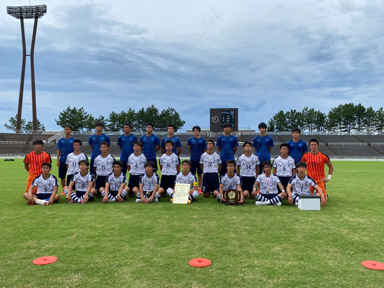 サッカー:インターハイにてフェアプレー賞受賞、大会優秀選手に7名選出。